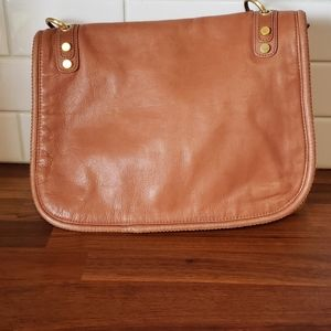 Christopher kon beige leather purse